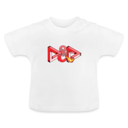 Pysyvät Dungeons and Dragons - dnd d & d - Vauvan t-paita