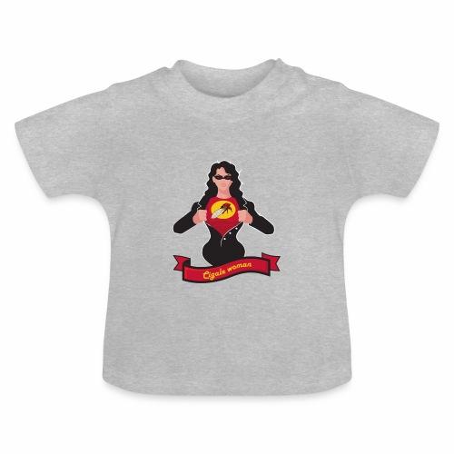 cigalewoman png - T-shirt Bébé