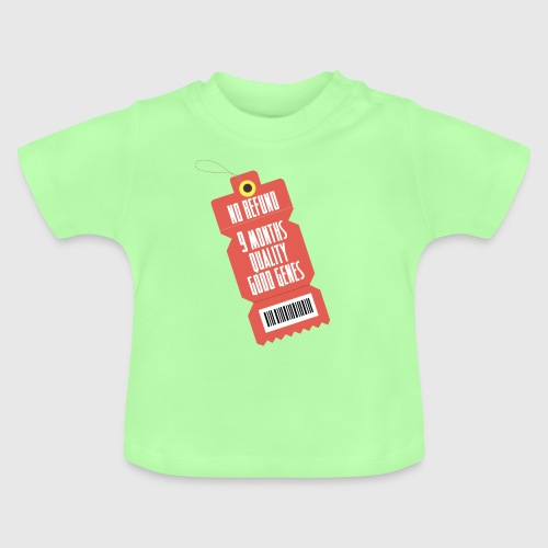 norefund png - Baby T-shirt