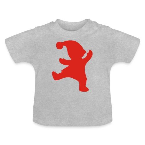 Santas helper - Vauvan t-paita