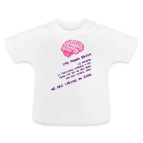 Human Brain - Maglietta per neonato
