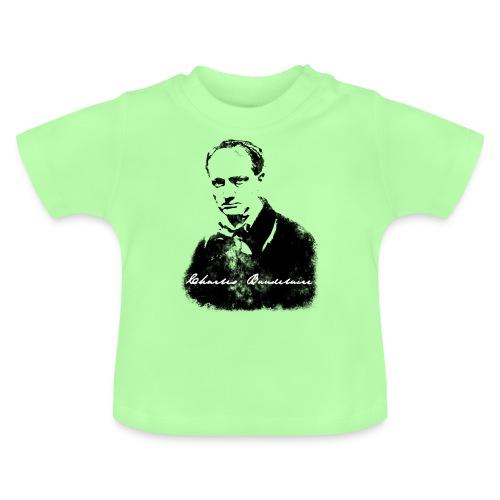Charles Baudelaire - T-shirt Bébé