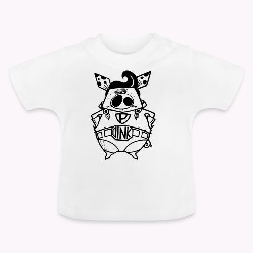 super oink - Maglietta per neonato