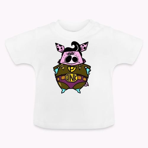 super oink col - Maglietta per neonato