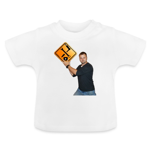 M1Molter + Logo - Baby T-Shirt