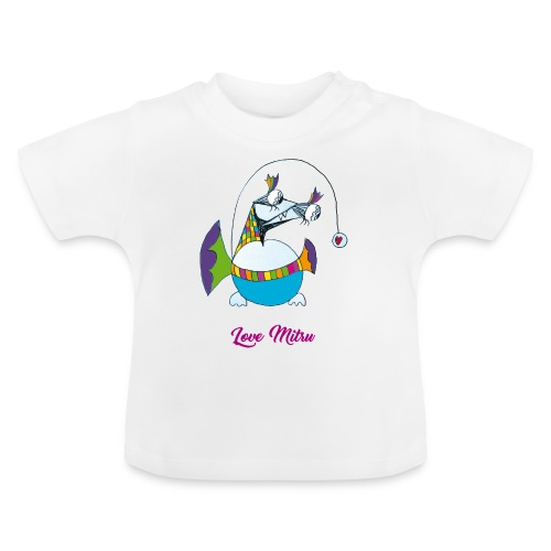 Love Mitru - T-shirt Bébé