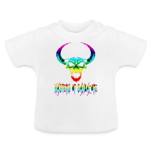 mos2 png - Baby T-shirt