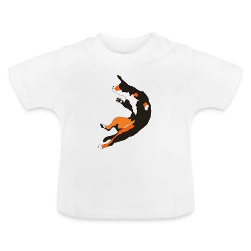 Entlebucher Hopp - Baby-T-shirt