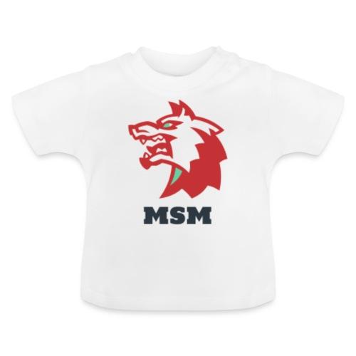 MSM WOLF - Baby T-shirt