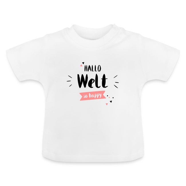 Hallo Welt - Baby