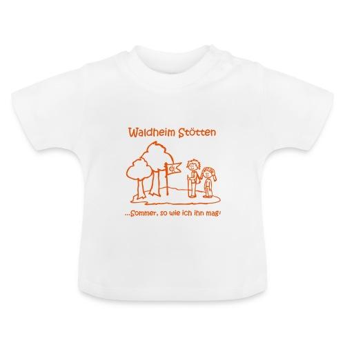 Waldheim Stötten Sommer so wie ich ihn mag - Baby T-Shirt