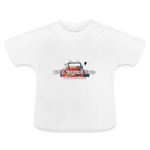 Bud Terence Style logo - Baby T-Shirt