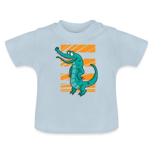 Crocrodile - T-shirt Bébé