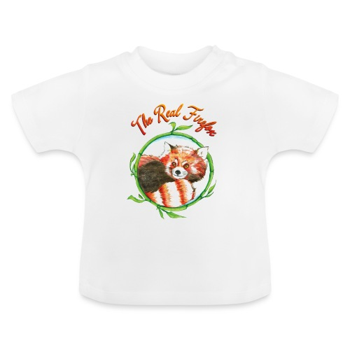 The Real Firefox - Baby T-Shirt