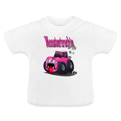 Monstertruckie - Baby T-shirt