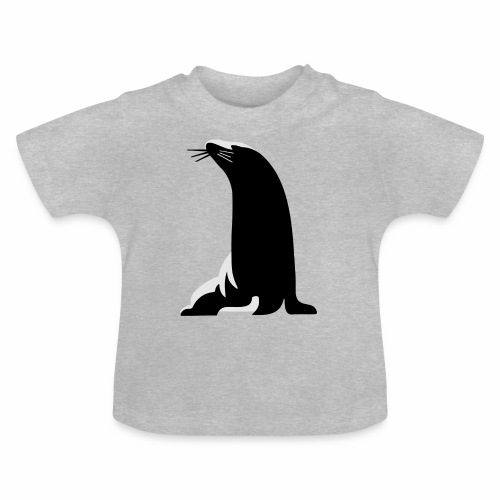 Seehund - Baby T-Shirt