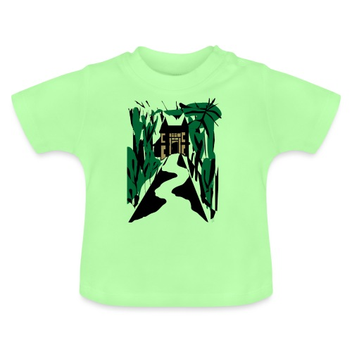 HALLOWEEN SPOOKY HAUNTED MANSION 2017 - Baby T-Shirt