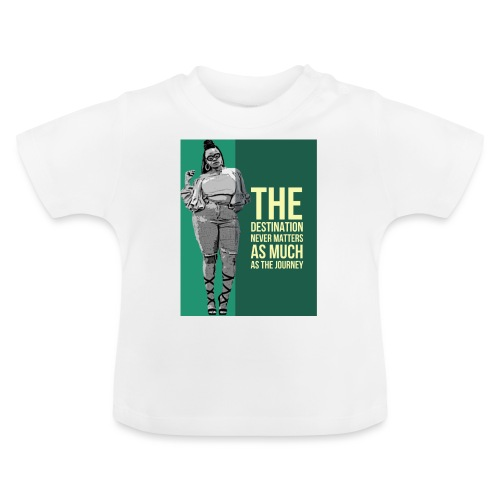 girlquote - T-shirt Bébé