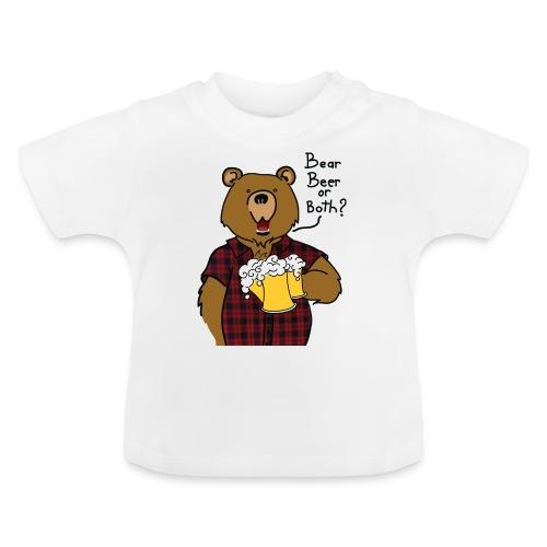 Beer and Bear - T-shirt Bébé