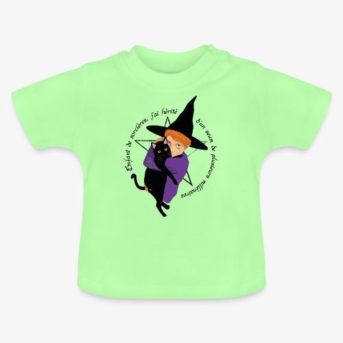 Enfant de sorcières - T-shirt Bébé