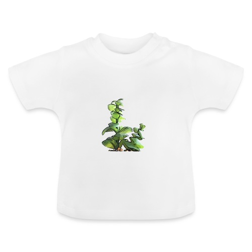 BabyCute 'Cactus Sunlight' by Isobel & Kristoff - Baby T-Shirt