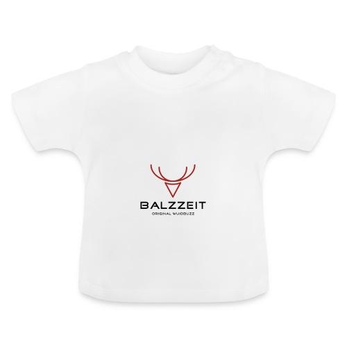 WUIDBUZZ | Balzzeit | Männersache - Baby T-Shirt