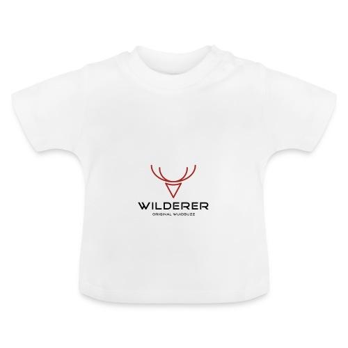 WUIDBUZZ | Wilderer | Männersache - Baby T-Shirt