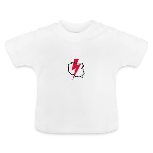 Poland thunder. Protest Ppolka - Koszulka niemowlęca