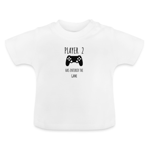 Player 2 - Baby T-Shirt
