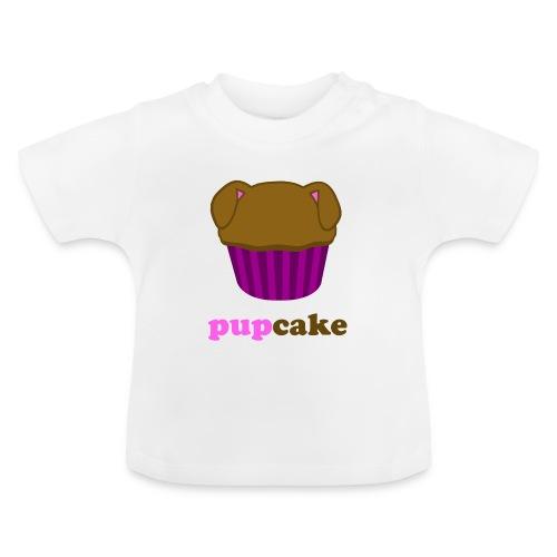 pupcake roze - Baby T-shirt