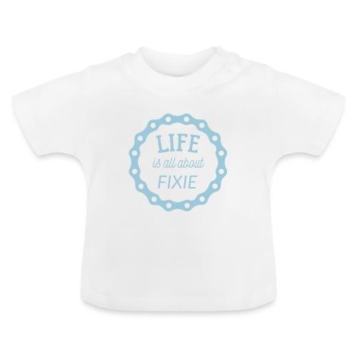 Fixie Bike - Baby T-Shirt