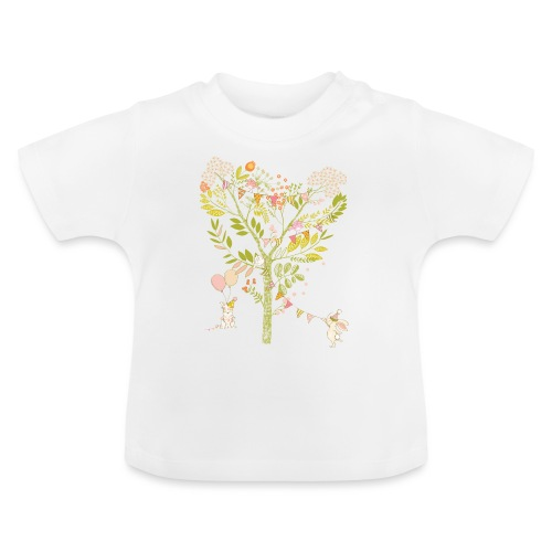 rabbit Party - Baby T-Shirt