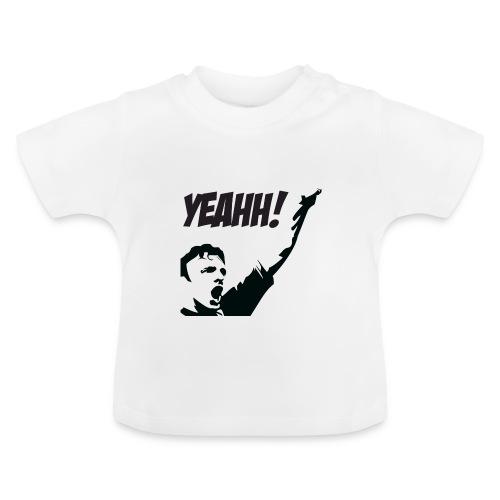 yeahh - Baby-T-shirt