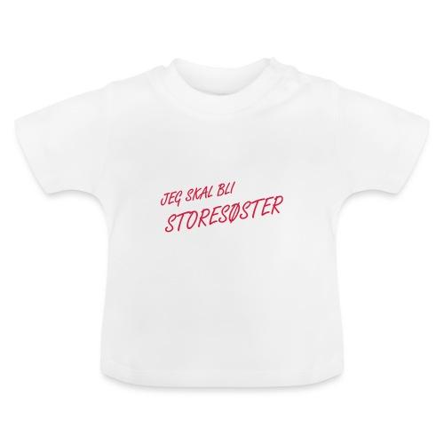 Jeg skal bli storesøster