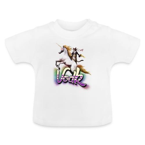 VodK licorne png - T-shirt Bébé