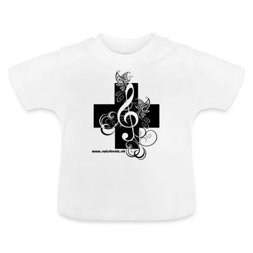 Swiss Beatz Logo non L - Baby T-Shirt