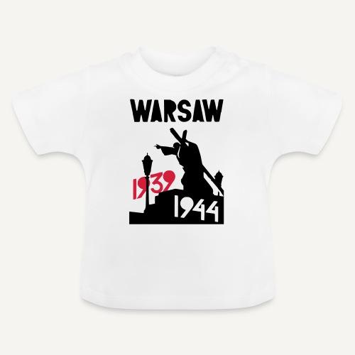 Warsaw 1939-1944 - Koszulka niemowlęca