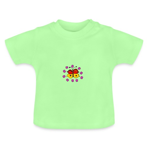 Butterfly colorful - Baby T-Shirt