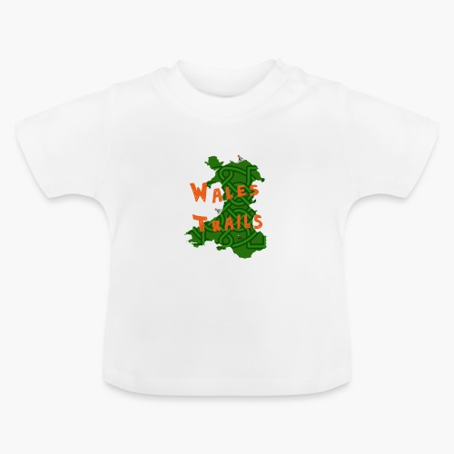 Wales Trails - Baby T-Shirt