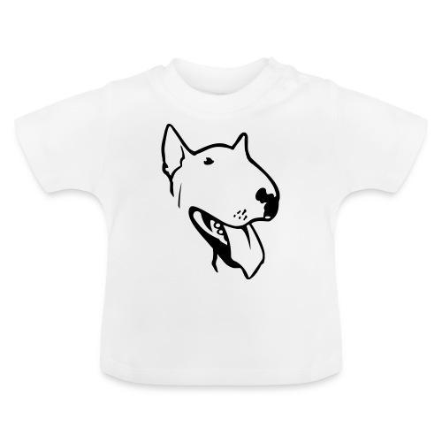 bull terrier2 - Baby T-Shirt
