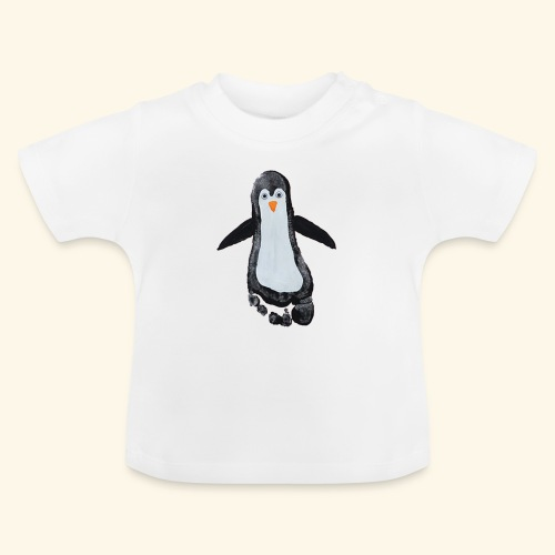 pingu foot - Baby T-Shirt