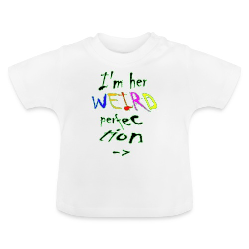 liefde is blind... - Baby T-shirt