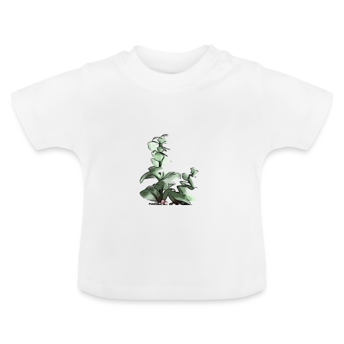 BabyCute 'Cactus Stalk' by Isobel & Kristoff - Baby T-Shirt