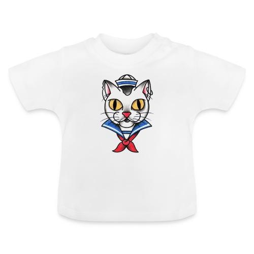 Sailorcat - Maglietta per neonato