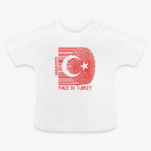 Made in Turkey - Baby T-Shirt
