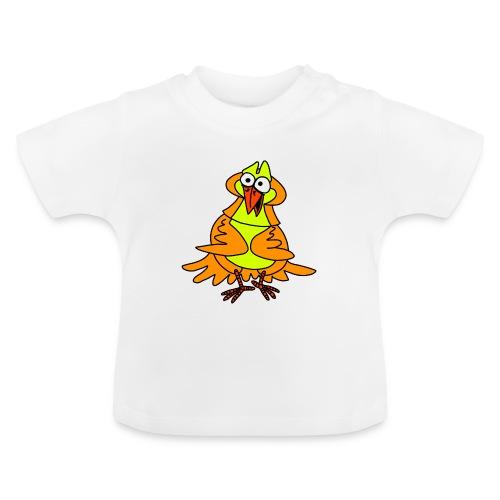 Vogel Nr 3 von dodocomics - Baby T-Shirt
