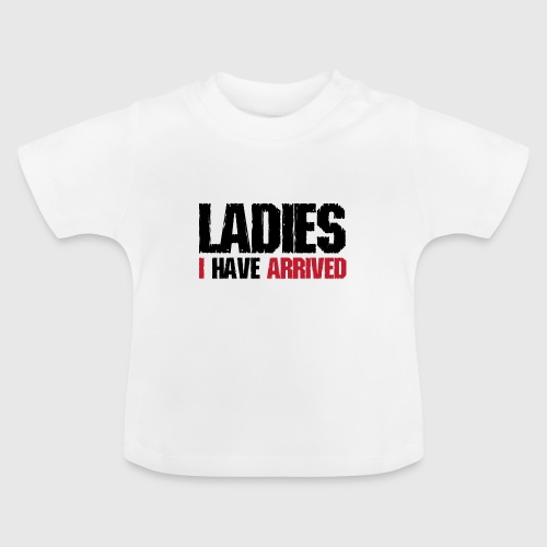 LADIES png - Baby T-shirt