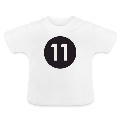 11 ball - Baby T-Shirt