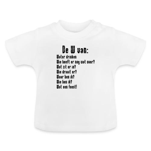 De W van: Ravers Editie - Baby T-shirt
