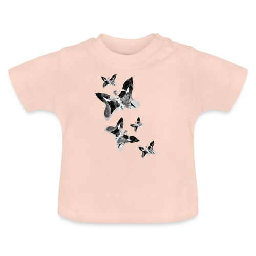Schmetterlinge - Baby T-Shirt